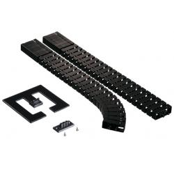 Kręgosłup kablowy Bachmann Flex II-Set, czarny